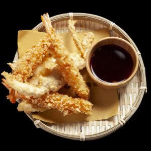 tempura di frutti di mare