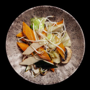verdure miste saltate in padella