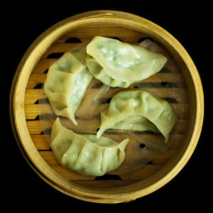 4 ravioli giapponesi gyoza