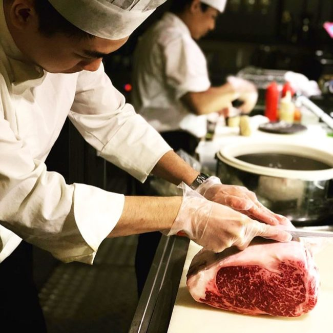 taglio carne wagyu