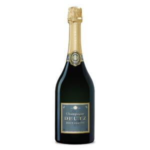 bottiglia di champagne deutz brut classic
