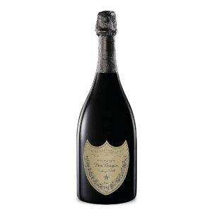 bottiglia di champagne dom perignon vintage brut 2008