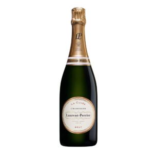 "bottiglia di champagne Laurent Perrier Brut ""La Cuvée"""