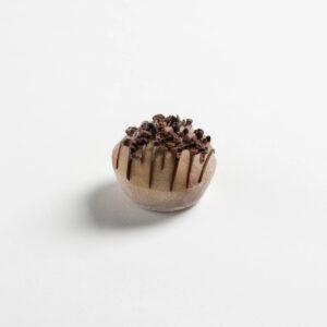 mochi giapponsese ripieno di gelato al caffè